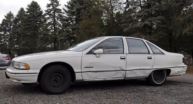 1992 Chevy Caprice Electrical Problem 1992 Chevy Caprice I Have A