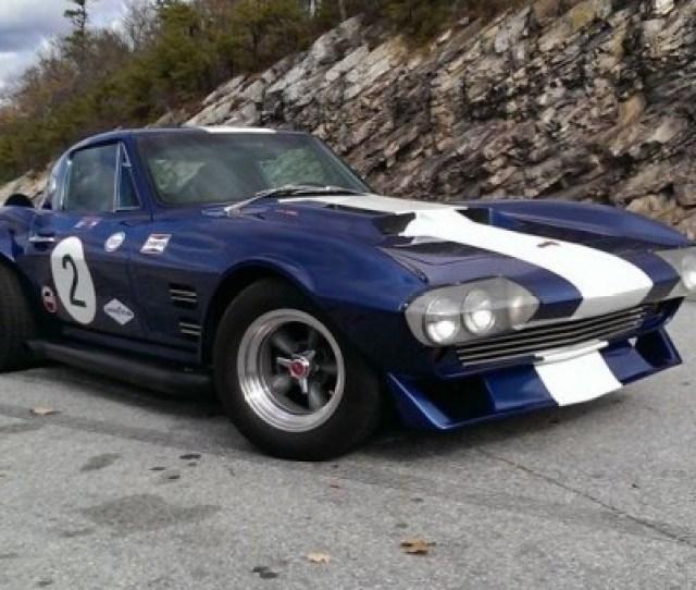 1964 Corvette Race Car Ebay