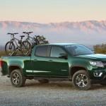 2015 Chevrolet Colorado Accessories List Sema 2014 Gm Authority