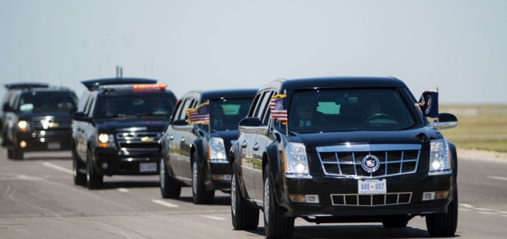 Easy To Drive In Presidental Motorcade  Gm Authority