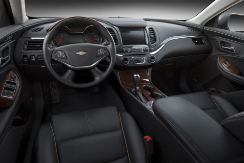 small resolution of 2018 chevrolet impala interior