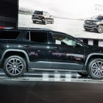 The 2017 Gmc Acadia And Its All Terrain Package Feature Spotlight