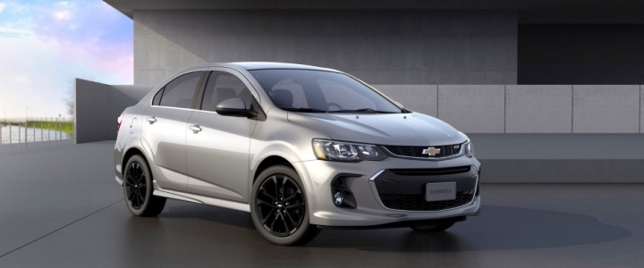 chevrolet sonic info pictures