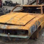 1969 Camaro Z 28 Severely Burnt On Craigslist Gm Authority