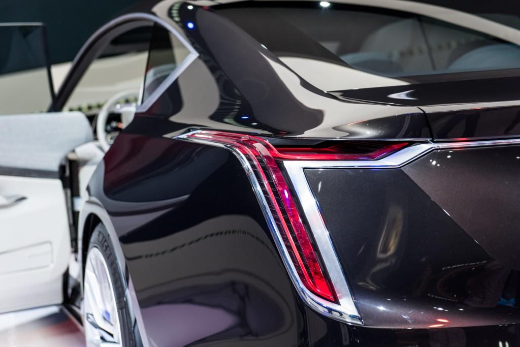 Cadillac Escala Concept 2016 LA Auto Show 005