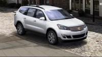2017 Chevrolet Traverse Roof Rack Option | GM Authority