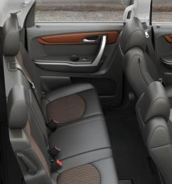 2017 chevrolet traverse saddle up premium cloth seats with ebony accents 1lt [ 1480 x 551 Pixel ]