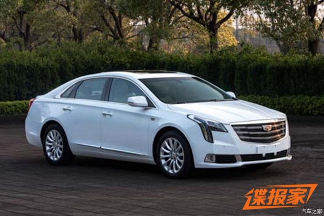 2018 Cadillac XTS Info Pictures Specs Wiki GM Authority