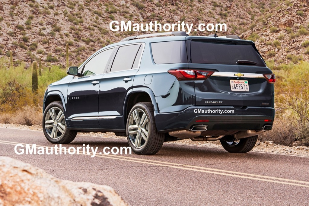 2019 chevy blazer: what we know & expect | gm authority