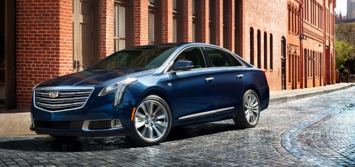 2018 Cadillac Xts Gets A Substantial Refresh  Gm Authority
