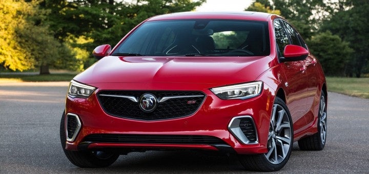 2018 Buick Regal Gs Interactive Questions & Answers Gm