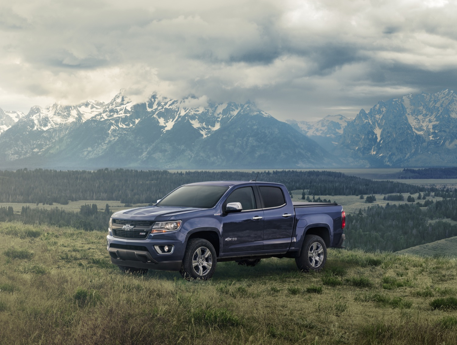2018 chevrolet colorado centennial edition