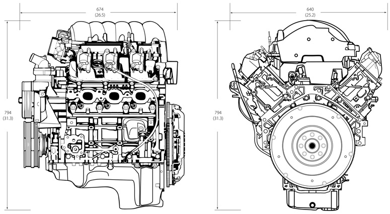 [DIAGRAM] 1993 Chevrolet 4 3 Liter Engine Diagram FULL