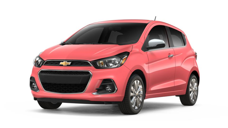 2018 Chevy Spark Colors  Gm Authority