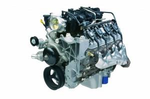 Chevrolet Introduces L96 V8 Engine: SEMA 2017 | GM Authority