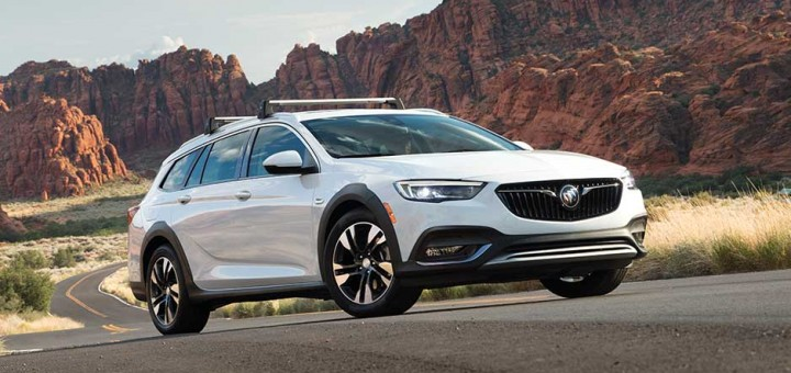 Ask Your 2018 Buick Regal Tourx Questions  Gm Authority