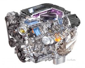GM Active Fuel Management Cylinder Deactivation Technology   GM Authority