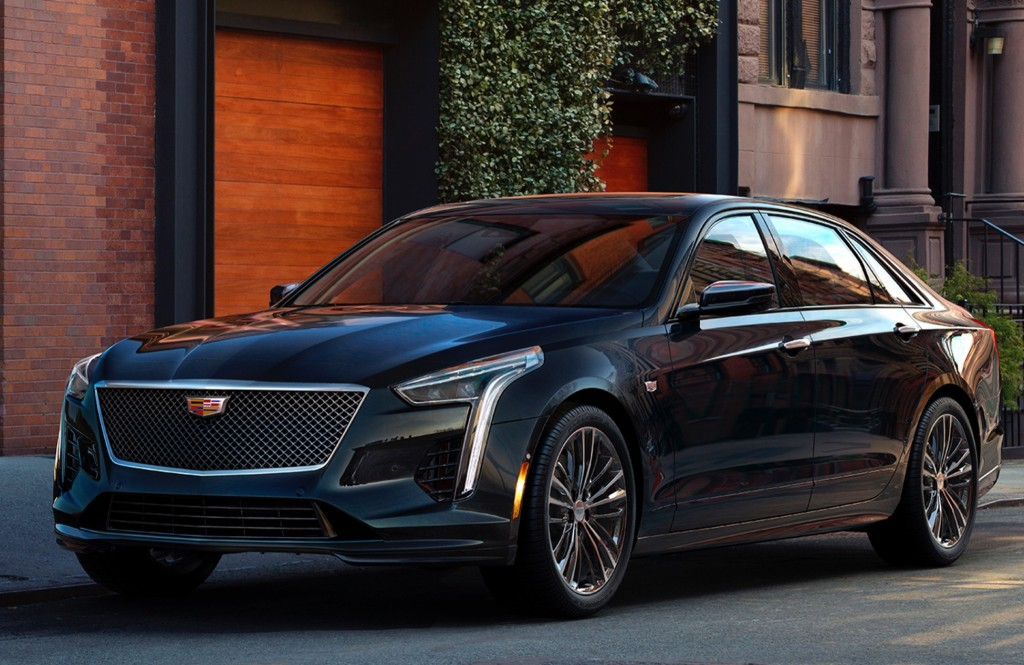 2019 Cadillac Ct6 Vsport Design Poll  Gm Authority