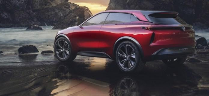 2018 Buick Enspire Concept exterior 002