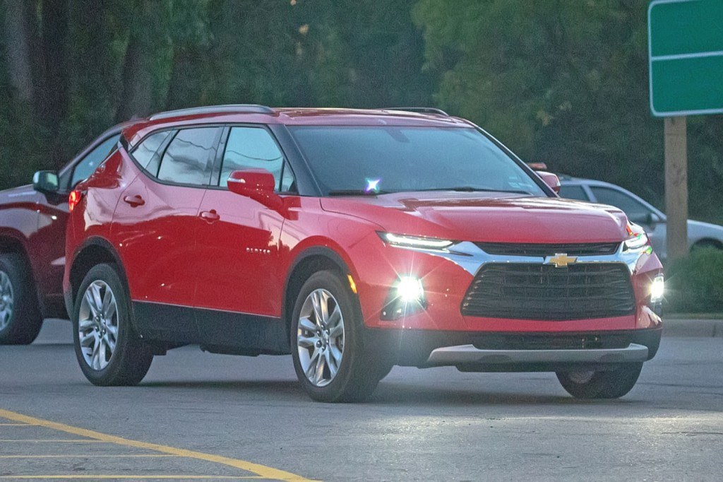 2019 Blazer LT First Real Life Pictures GM Authority