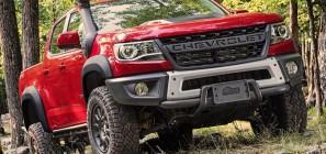 2019 Chevrolet Colorado ZR2 Bison exterior 008