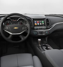 2019 chevrolet impala jet black and dark titanium cloth with leatherette interior h0x [ 1920 x 1080 Pixel ]