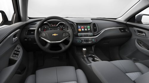 small resolution of 2019 chevrolet impala jet black and dark titanium cloth with leatherette interior h0x