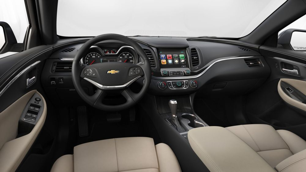 medium resolution of 2019 chevrolet impala jet black with light wheat leather interior hv9