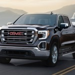 New 2020 Gmc Sierra Hd Slt Spy Pictures Reveal Unique Grille Gm Authority