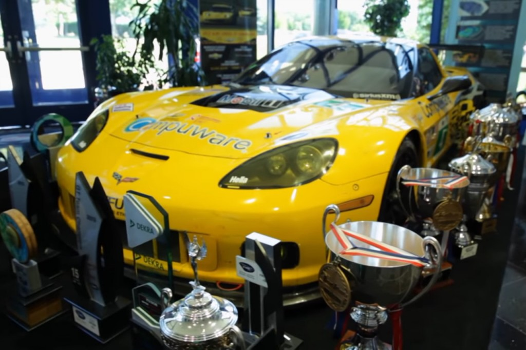 Corvette Racing C6R - Pratt and Miller Mobil 1 interview featured