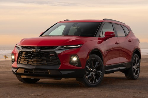 small resolution of 2019 chevrolet blazer rs first drive exterior 010