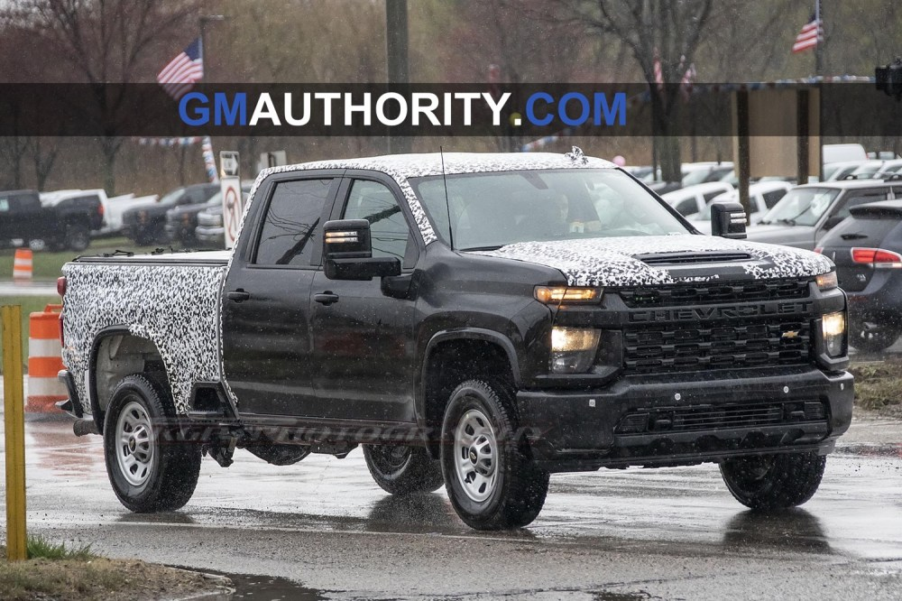 medium resolution of 2020 chevrolet silverado hd testing with gmc multipro tailgate 001