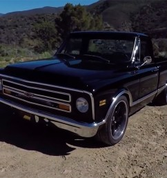 supercharged big block chevrolet c10 packs 640 wheel hp video gm authority [ 1920 x 1080 Pixel ]