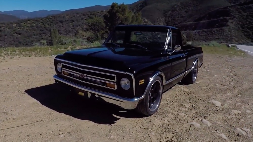 medium resolution of supercharged big block chevrolet c10 packs 640 wheel hp video gm authority