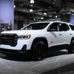 Gmc Acadia Discount Totals 600 In March 2020 Gm Authority