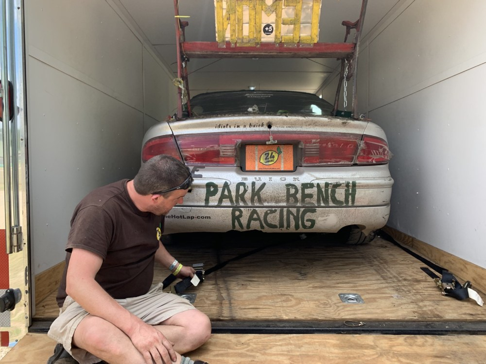 medium resolution of park bench buick regal 2019 24 hours of lemons part 2 001