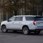 2021 Chevrolet Suburban Towing Capacities Detailed Gm Authority