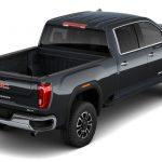 2020 Gmc Sierra Hd New Carbon Black Metallic Color Gm Authority