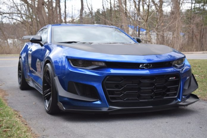 Purchasing The 2018 Chevrolet Camaro Zl1 1le Gm Authority