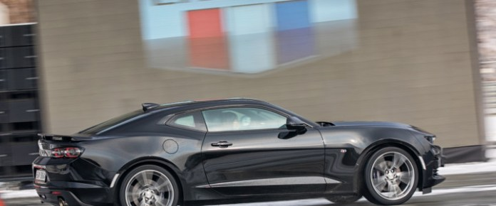 2021 Chevrolet Camaro Changes Updates New Features Gm Authority