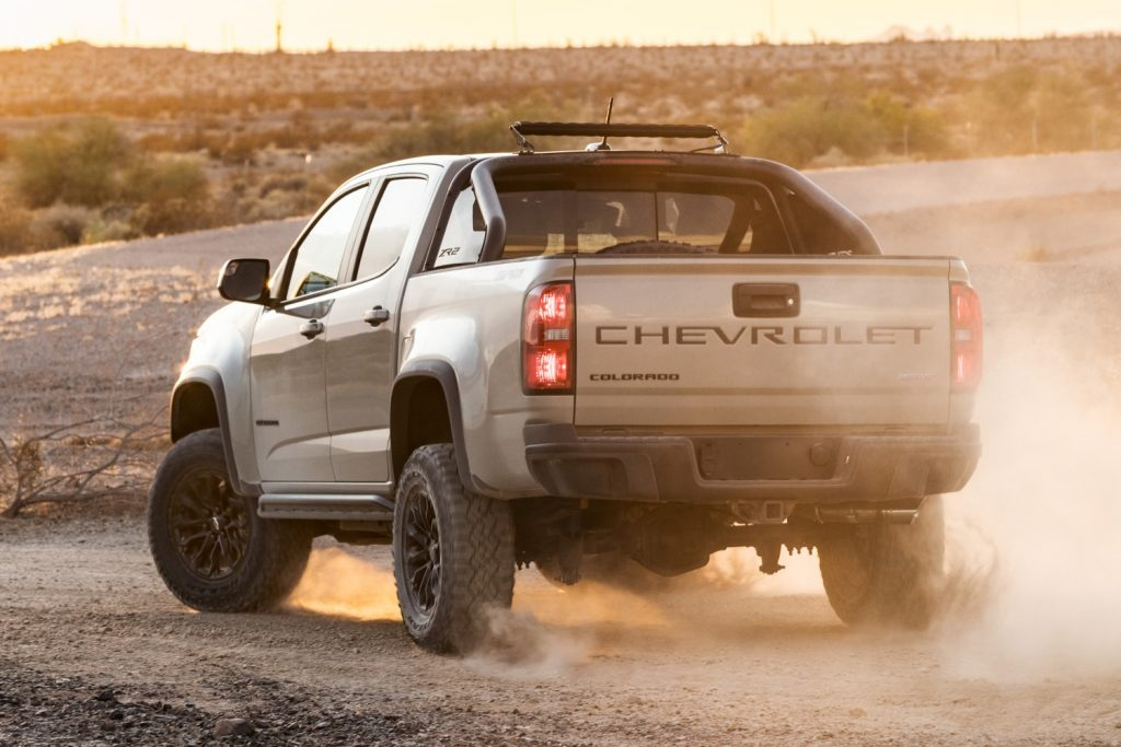 2021 chevrolet colorado here s what s