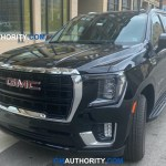 Our First Look At The 2021 Gmc Yukon Xl Sle Gm Authority