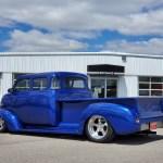1948 Chevrolet Coe Custom Crew Cab For Sale Gm Authority