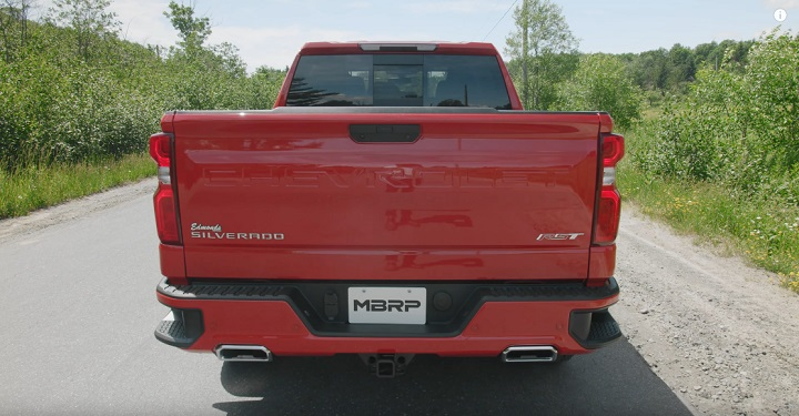 6 2l v8 silverado with mbrp exhaust