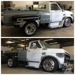 Check Out This Wild Custom Chevy C40 Up For Auction Gm Authority