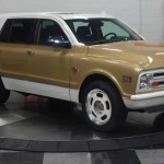 Retro Styled 2020 Chevy Tahoe Sells For Big Bucks At Auction Gm Authority