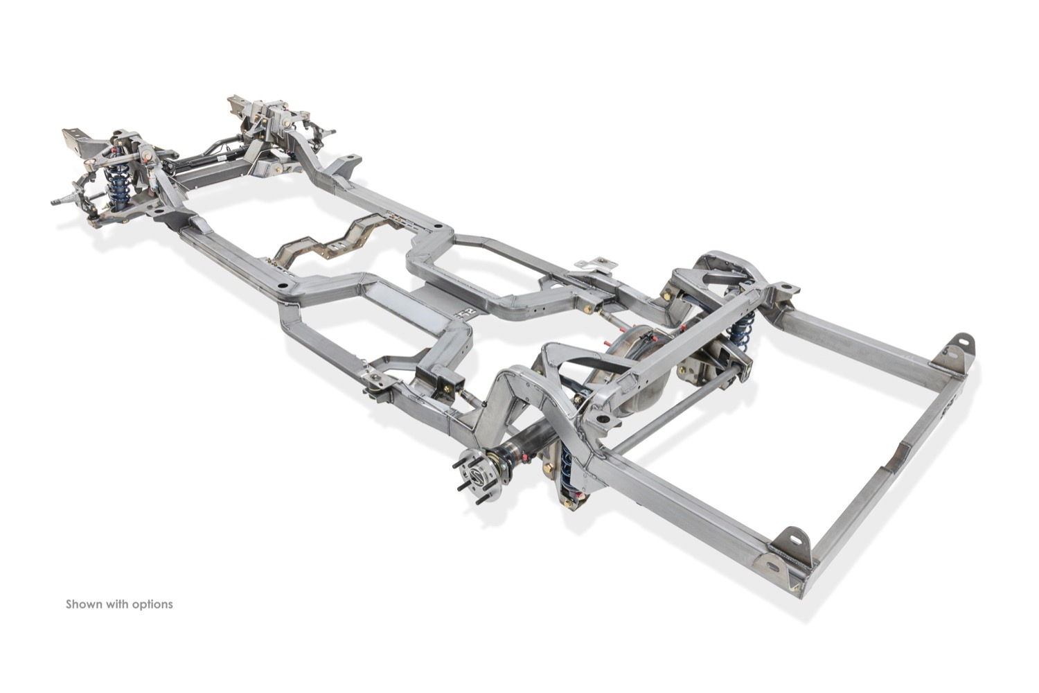 Rs Offers New Chassis For 70 81 Chevy Camaro Firebird