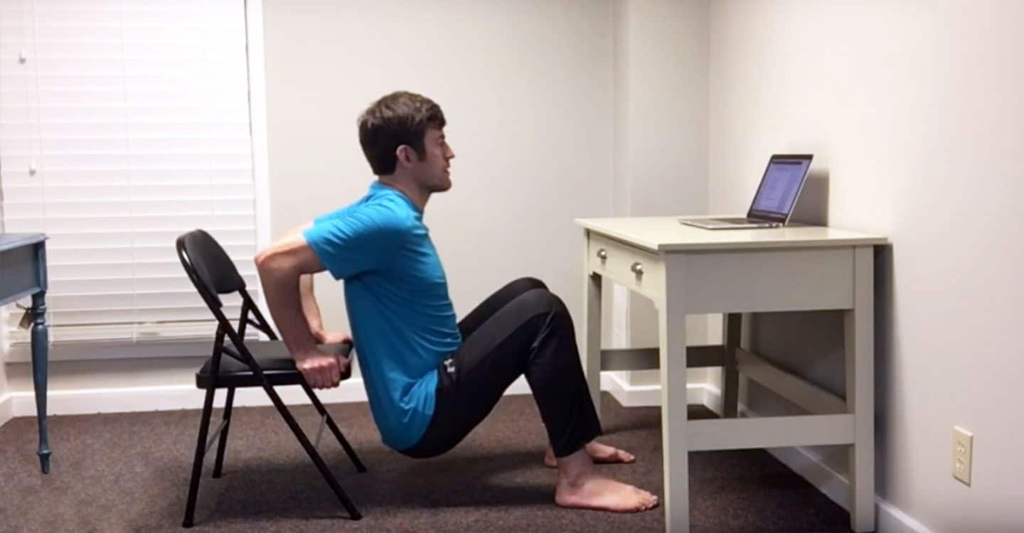 Chair Exercise Quick Exercise Routine To Do At Your Desk Gmb Fitness