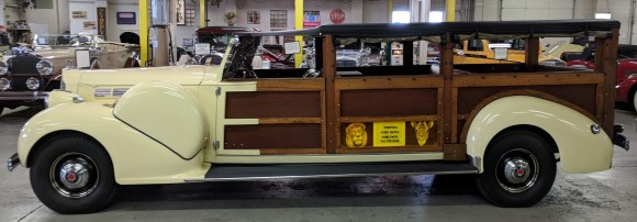 Churchill's Safari Car