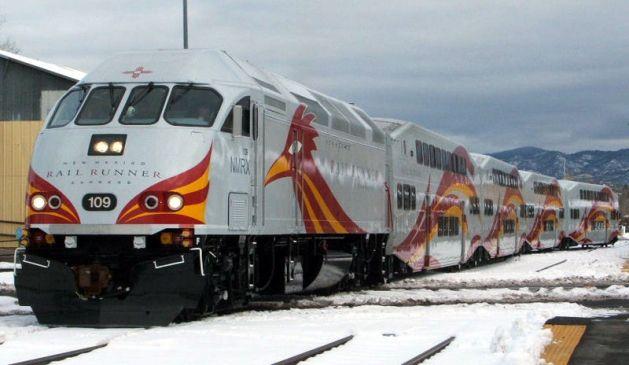 Rail Runner train set